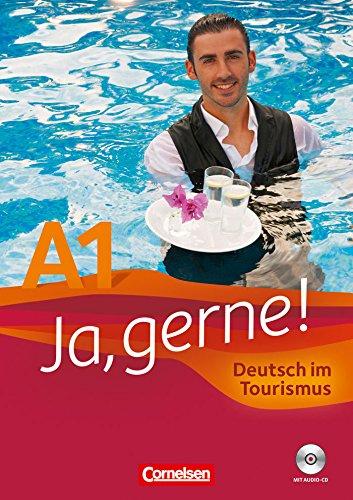 9783060207329: JA, Gerne!: Kursbuch MIT CD (German Edition)