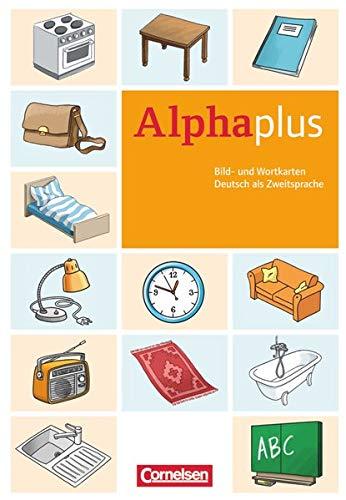 9783060207756: Alpha plus A1. Basis- und Aufbaukurs: Bild- und Wortkarten. Kartensammlung
