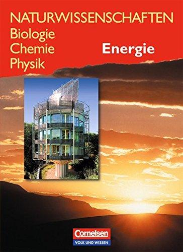 9783060209354: Naturwissenschaften. Biologie Chemie Physik. Energie