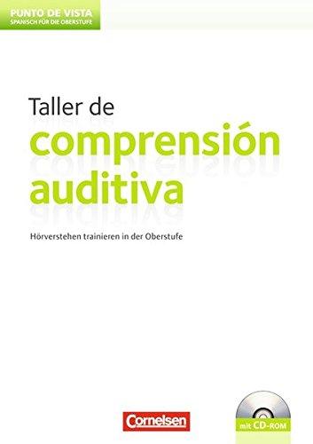 9783060223954: Punto de vista  B1. Taller de comprensi�n auditiva. Arbeitsheft mit CD-ROM: Arbeitsheft mit CD-ROM