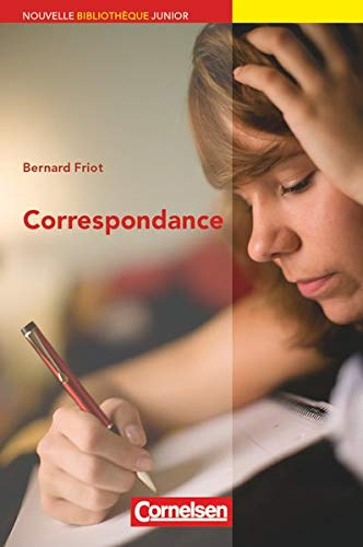 9783060227044: Nouvelle Biblioth�que Junior: Correspondance: Lekt�re mit eingelegtem Vokabular