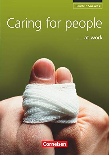 9783060241460: Baustein Soziales. Caring for people: Schulerbuch