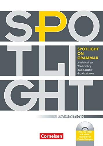 9783060241514: Spotlight on Grammar. Arbeitsbuch