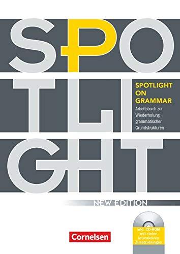 9783060241514: Spotlight on Grammar. Arbeitsbuch