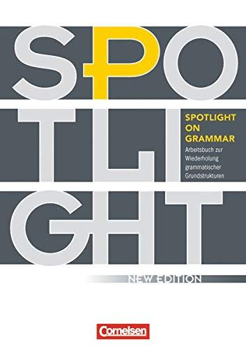 9783060241835: Spotlight on Grammar: Arbeitsbuch zur Wiederholung grammatischer Grundstrukturen