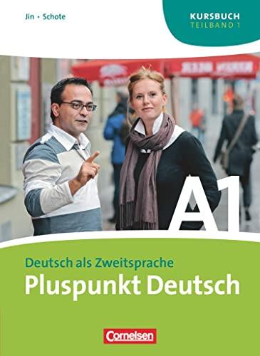 9783060242733: Pluspunkt Deutsch 1a. Kursbuch. Neubearbeitung: Teilband 1 des Gesamtbandes 1 (Einheit 1-7) - Europäischer Referenzrahmen: A1