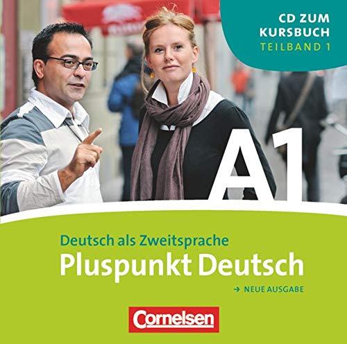 9783060242757: Pluspunkt Deutsch 1a. CDs. Neubearbeitung: CD