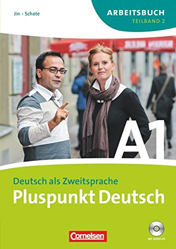 9783060242771: Pluspunkt Deutsch 1b. Arbeitsbuch. Neubearbeitung