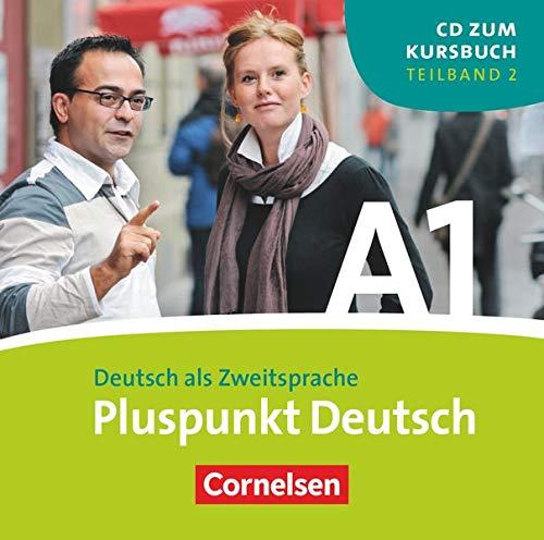 9783060242788: Pluspunkt Deutsch 1b. CD. Neubearbeitung: Teilband 2 des Gesamtbandes 1 (Einheit 8-14) - Europäischer Referenzrahmen: A1