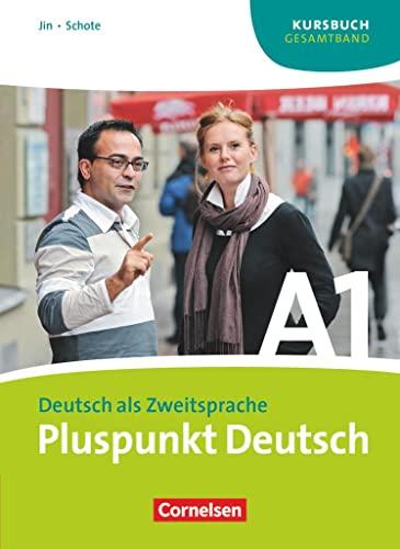 9783060242795: Pluspunkt Deutsch 1a und 1b. Kursbuch. Neubearbeitung: Gesamtband 1 (Einheit 1-14) - Europäischer Referenzrahmen: A1