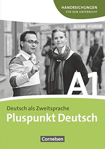 9783060242818: Pluspunkt Deutsch: Handreichungen Fur Den Unterricht Mit Kopiervorlagen A1