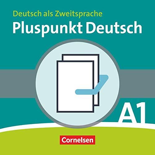 9783060243051: Pluspunkt Deutsch A1. Kursbuch / Arbeitsbuch / Audio-CD: Gesamtband 1 (Einheit 1-14) - Europäischer Referenzrahmen: A1