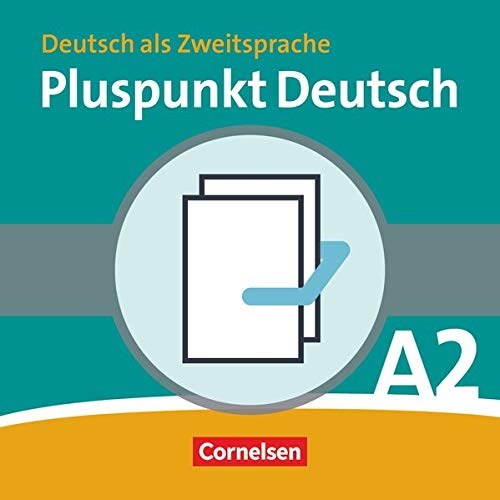 9783060243105: Pluspunkt Deutsch 2/1 A. Kursbuch / Arbeitsbuch / Audio-CD: Kursbuch und Arbeitsbuch mit CD. 024282-5 und 024283-2 im Paket