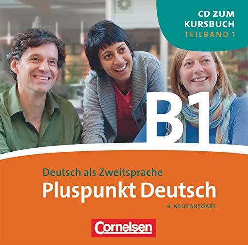 9783060243235: Pluspunkt Deutsch. Neue Ausgabe. Teilband 1 des Gesamtbandes 3 (Einheit 1-7). CD: Europaischer Referenzrahmen: B1