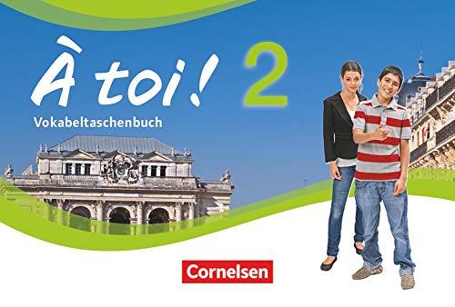 9783060243587: À toi! 02 Vokabeltaschenbuch