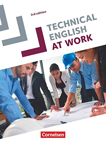 9783060244171: Technical English at Work A2-B1 Schülerbuch