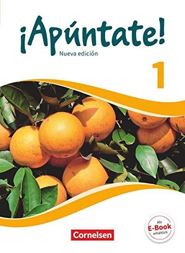 9783060248377: ¡Apúntate! - Nueva edición - Band 1 - Schülerbuch: Neubearbeitung - Differenzierende Schulformen/Gymnasium