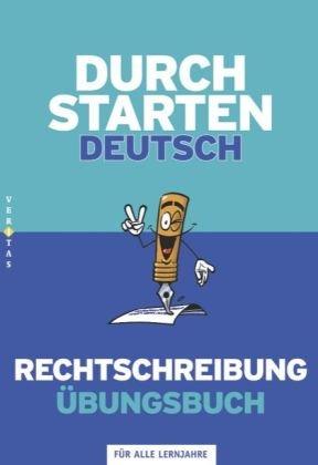 9783060251568: Durchstarten Deutsch : Rechtschreibung Ubungsbuch