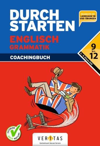 9783060254699: Durchstarten Englisch 9.-12. Schuljahr. Grammatik