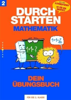 9783060255450: Durchstarten Mathematik - Dein Ubungsbuch : 2. Schuljahr