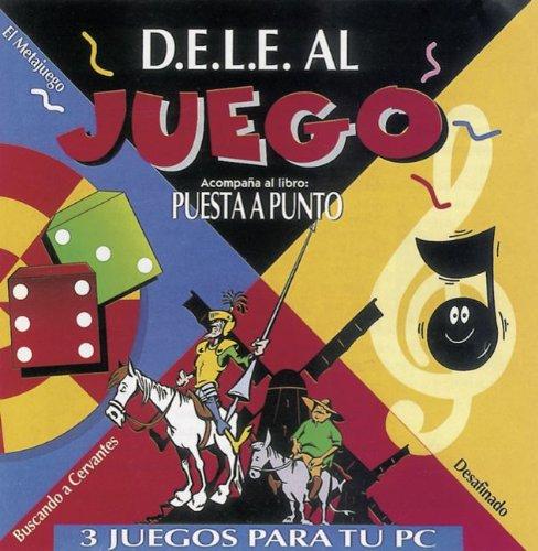 9783060300129: Puesta a punto: D.E.L.E. al Juego: CD-ROM