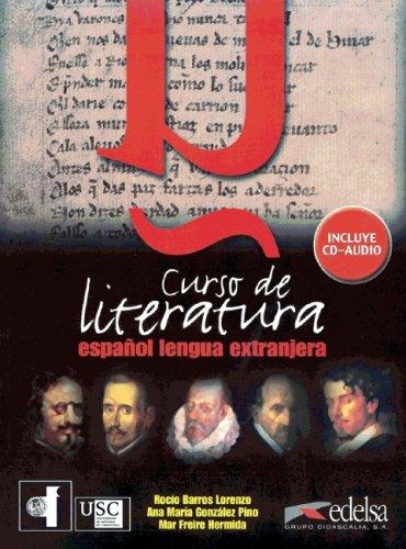 9783060300624: Curso de literatura: Español lengua extranjera