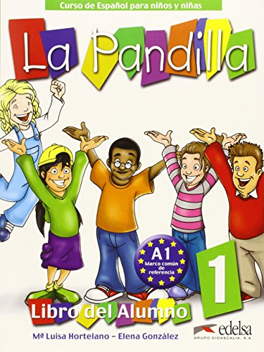 9783060300686: La Pandilla 1. Niveau A1 - Curso de Español para niños y niñas: Libro del Alumno, Cuaderno de Actividades