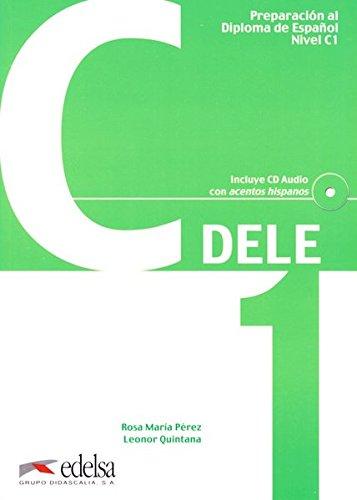 9783060301232: DELE Nivel C1. Übungsbuch