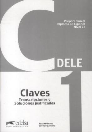 9783060301249: DELE Nivel C1. Lösungsschlüssel zum Übungsbuch