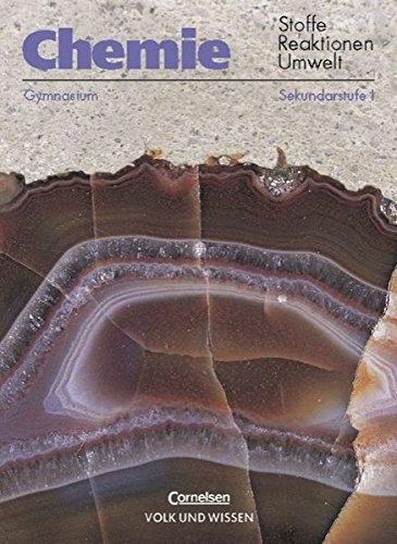 9783060307241: Chemie. Lehrbuch für Sekundarstufe I (RSR). Gymnasium: Stoffe - Reaktionen - Umwelt