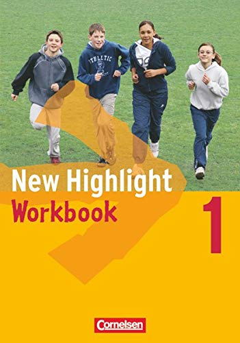 9783060310418: New Highlight 1. Workbook. Mit Einfuhrungskurs