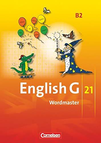 9783060311002: English G 21. Ausgabe B 2. Wordmaster: 6. Schuljahr. Vokabellernbuch