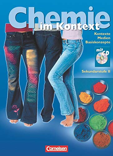 9783060311309: Chemie im Kontext 11.-13. Schuljahr. Schülerbuch mit CD-ROM. Westliche Bundesländer