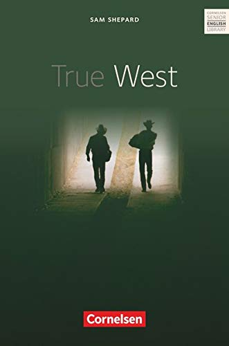 9783060311866: True West. Textheft: Cornelsen Senior English Library - Fiction