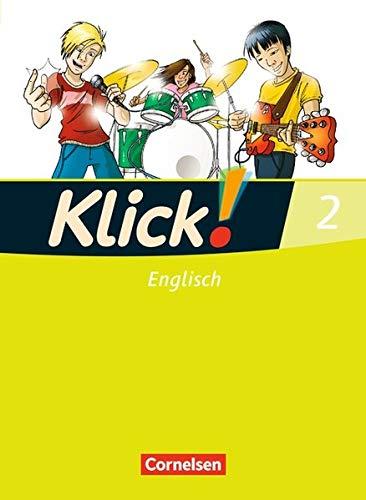 9783060311941: Klick! Englisch 2: 6. Schuljahr. Schülerbuch