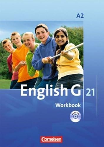 9783060312320: English G 21. Ausgabe A 2. Workbook mit Audios online: 6. Schuljahr
