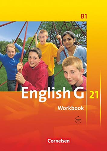 9783060312375: English G 21  B1. 5. Schuljahr. Workbook mit CD
