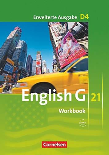 9783060312481: English G 21 - Erweiterte Ausgabe D: English G 21. Ausgabe D 4: 8. Schuljahr. Workbook