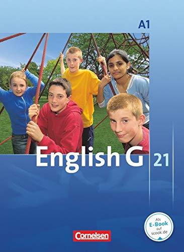 9783060313044: English G 21. Ausgabe A 1. Schülerbuch: 5. Schuljahr