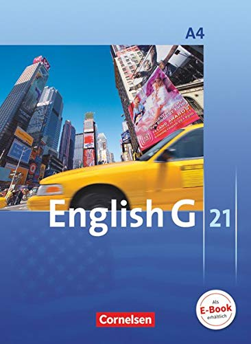 9783060313075: English G 21. Ausgabe A 4. Schülerbuch: 8. Schuljahr