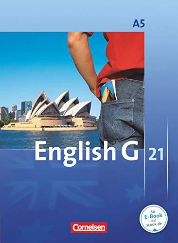 9783060313082: English G 21. Ausgabe A 5. Schülerbuch: 9. Schuljahr