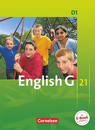 9783060313167: English G 21. Ausgabe D 1. Schülerbuch: 5. Schuljahr
