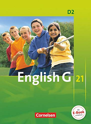9783060313174: English G 21. Ausgabe D 2. Schülerbuch: 6. Schuljahr