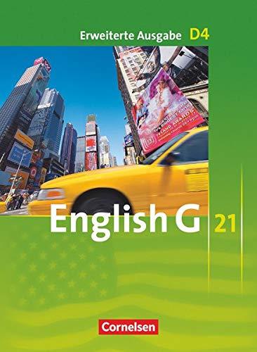 9783060313211: English G 21. Erweiterte Ausgabe D Band 4: 8. Schuljahr. Schülerbuch