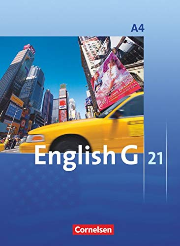 9783060313570: English G 21. Ausgabe A 4. Schülerbuch: 8. Schuljahr
