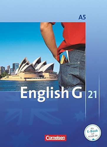 9783060313587: English G 21. Ausgabe A 5. Schülerbuch: 9. Schuljahr