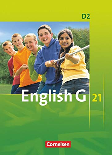 English G 21 D2. 6. Schuljahr. Schülerbuch