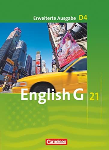 9783060313693: English G 21. Erweiterte Ausgabe D 4. Schülerbuch: 8. Schuljahr