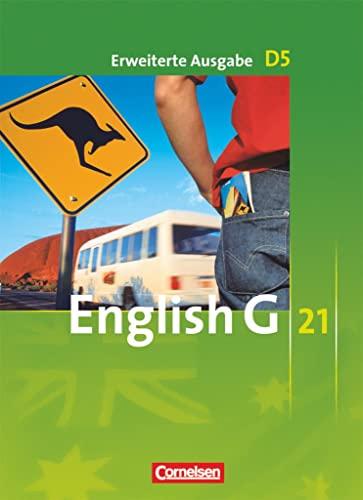 9783060313709: English G 21 - Erweiterte Ausgabe D. Band 5: 9. Schuljahr - Schülerbuch