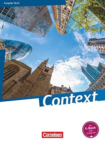 9783060314782: Context. Schülerbuch Nord